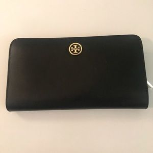 Black Tory Burch Wallet